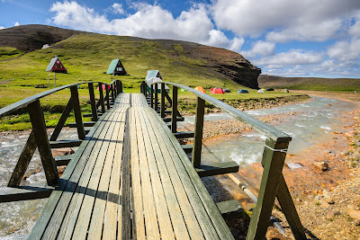 20 Hiking trails in the Highlands! Kerlingarfjöll