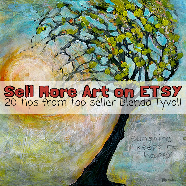 art blog for the inspiration place 20 tips to sell more