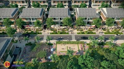 Biệt thự An Phú Shop Dương Nội