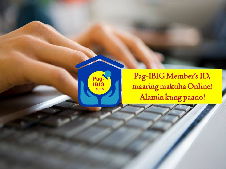 This is How to Get Your Pag-IBIG Member's ID (MID) Number Online Pag-IBIG (Pagtutulangan sa kinabukasan: Ikaw, Bangko, Industriya at Gobyerno) is a government agency that provides its members a low-cost housing through an effective savings scheme. It is the largest housing loan provider in the Philippines. Funds are generated from members' monthly contribution. advertisement Pag-IBIG fund is mandatory to employees who are covered by SSS and GSIS, but even if you are not covered by these agencies you can still enroll in Pag-IBIG and get your own Members' ID (MID) number. Here are the steps how:    First, you need to go to their official website at www.pagibigfund.gov.ph and then click e-services.   advertisement  You will be redirected to a page for their online services. Under membership, click membership registration so you can proceed to the registration process.      After clicking the membership registration, there will be four options: to register as new member, to view registration information, and the other two is to update registration information. Select the Register as New Member.  After the previous step, you will be required to enter your full name, birth date and the code provided. Make sure you enter correct information before proceeding to the next step.  Next, you will be required to enter some information such as your name, your parents' name, your spouse's name (if married), your present and permanent address, contact details, your heirs, member category and employment history. Under the member category it is mandatory to contribute to Pag-IBIG fund if you are a private employee, government employee, OFW or self-employed.   Upon reaching the summary you will certify that all the statements and information you give are correct and true by clicking the Submit Registration button. Make sure all the information you give is correct before clicking. But you can always update your information thru their online services.   After you submit your registration, the Successful Registration Page will appear. Don't forget to print your Member Data Form (MDF) which will serve as a proof of registration and where you can locate the Registration Tracking Number (RTN) that you can use in remitting contributions while you don't have your MID.    After two days, you can verify your permanent Pag-IBIG ID number by following the instructions provided in the Successful Registration page. If you're an OFW you can verify your permanent Pag-IBIG ID number by repeating the steps in the 3rd bullet of this article, just select  View Registration Information.   SEE ALSO: Apply For Pag-Ibig Loyalty Card And Get Special Discounts On Medicine, Tuition, Hotel And Restaurant Purchases