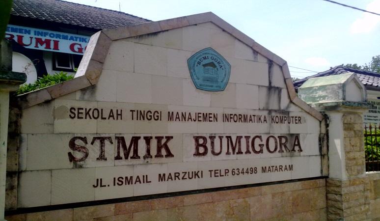 PENERIMAAN MAHASISWA BARU (STMIK BUMI GORA) SEKOLAH TINGGI MANAJEMEN INFORMATIKA DAN KOMPUTER BUMI GORA