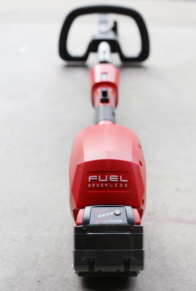 Fuel Brushless - Milwaukee string trimmer