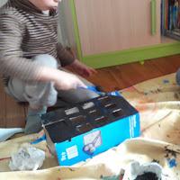 activité atelier creatif bricolage déco halloween enfant facile peinture