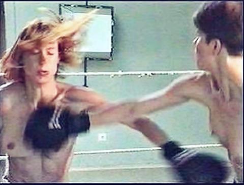 mixed boxing artwork