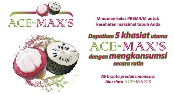 Agen Jual ACE MAXS Asli Surabaya COD - Pesan Antar