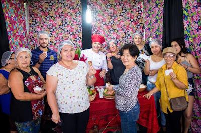 O Sucesso da primeira edição da  Festa da Manjuba do Bairro Jairê