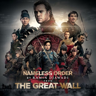 the great wall soundtracks-ramin djawadi-nameless order