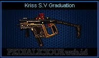 Kriss S.V Graduation