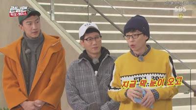 Running Man Episode 388 Subtitle Indonesia