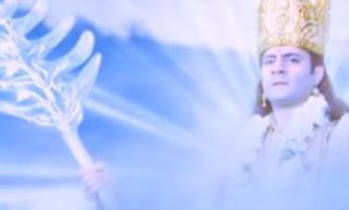 Sinopsis Mahabharata Episode 126 - Arjuna Melawan Dewa Indra