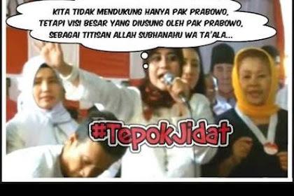 Mengapa Allah 'Didesak Terus' Untuk Selalu Memihak Prabowo?