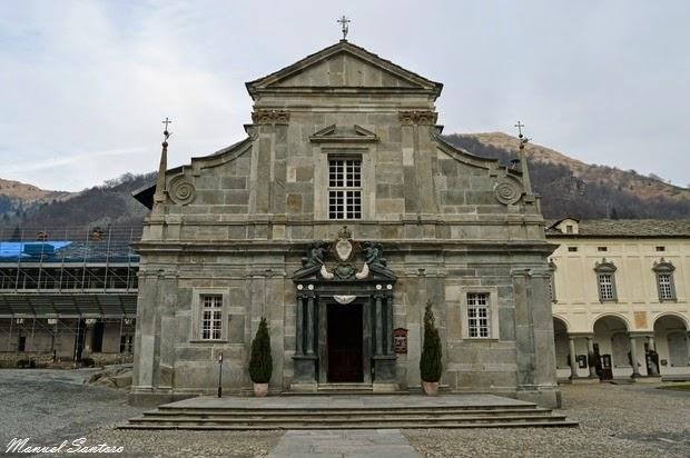 Santuario di Oropa, Basilica Antica