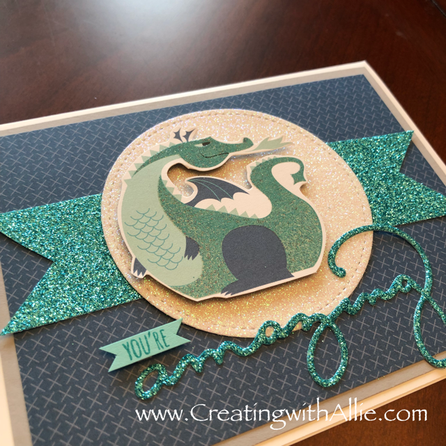 Check out the blog post with instructions on how to make this card with TIPS and Tricks for making handemade cards using Stampin Up's Magical Day stamp set!  You will love how quick and easy this is to make!  www.creatingwithallie.com #stampinup #alejandragomez #creatingwithallie #videotutorial #cardmaking #papercrafts #handmadegreetingcards #fun #creativity #makeacard #sendacard #stampingisfun #sharewhatyoulove #kidscards