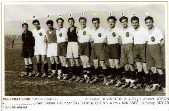Erbaaspor eski resimleri