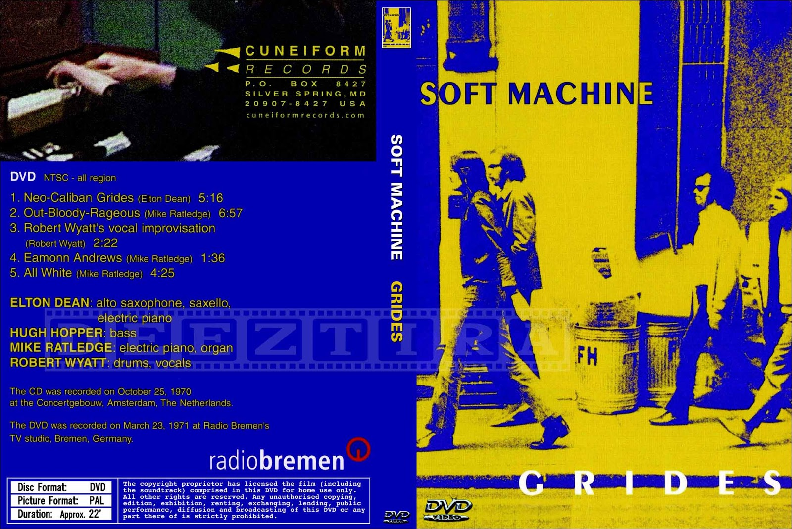 Youdiscoll Soft Machine