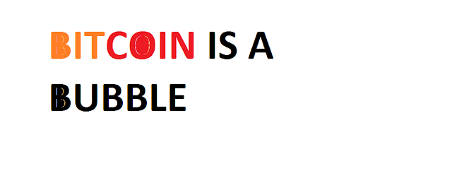 don't invest in Bitcoin
