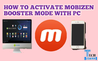 How to activate mobizen booster mode with PC | Mobizen Screen Recorder