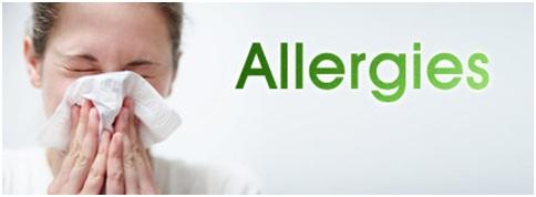 Bersin karena Alergi Debu