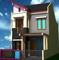 Gambar Model Rumah Minimalis untuk Rumah Baru atau Renovasi 5