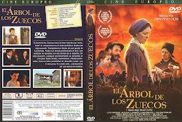 El árbol de los zuecos (1978) - Carátula 1
