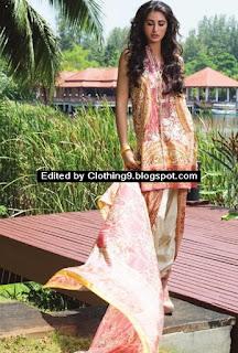 Shehla Chatoor Lawn 2016-2017
