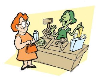 tips menjadi kasir yang baik dan handal indomaret alfamart