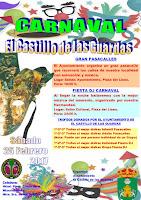 Carnaval de El Castillo de las Guardas 2017