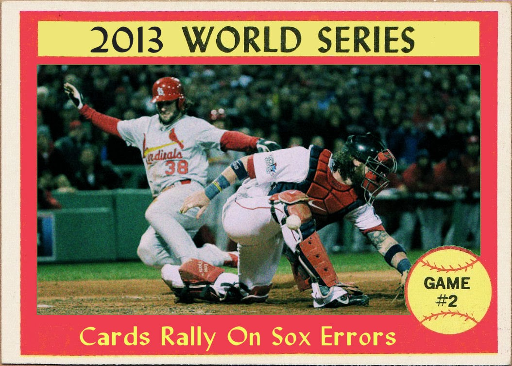 2013 World Series, Game 6: Cardinals at Red Sox- October ...