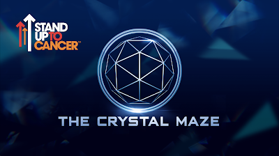 Nerdversity Reviews: Crystal Maze Experience 2cm Crystal Replica
