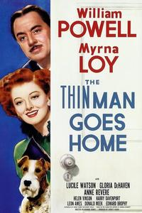 Watch The Thin Man Goes Home Online Free in HD