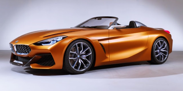 2019 BMW Z4 Review, Release Date, Price