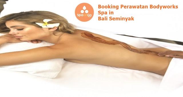 Menu Perawatan oleh Bodyworks Spa In Seminyak