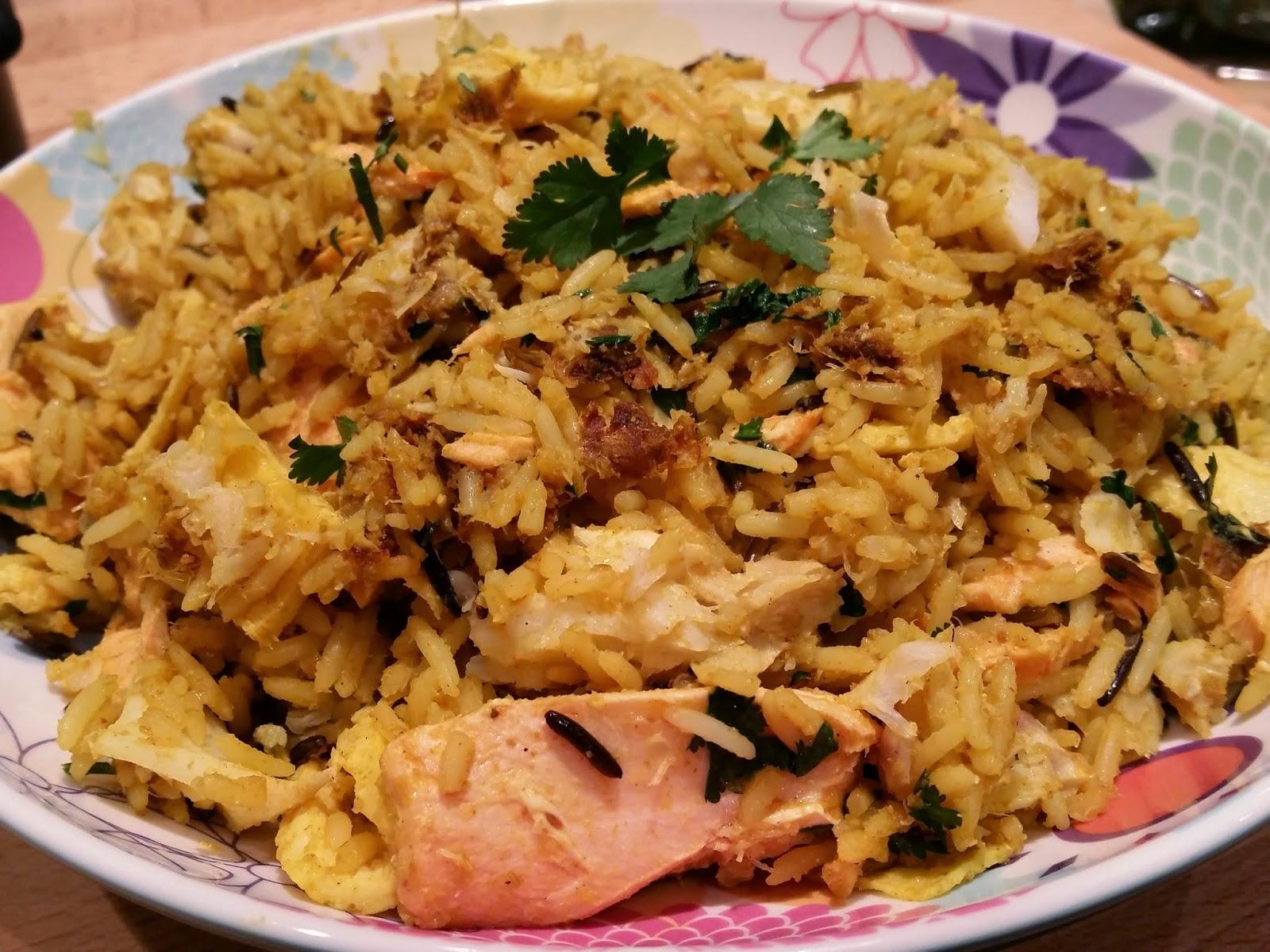 Slimming World Delights: Seafood Kedgeree