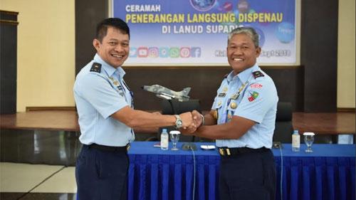 Sumber : Letkol Filfadri, Kepala Penerangan Pangkalan  TNI AU Supadio