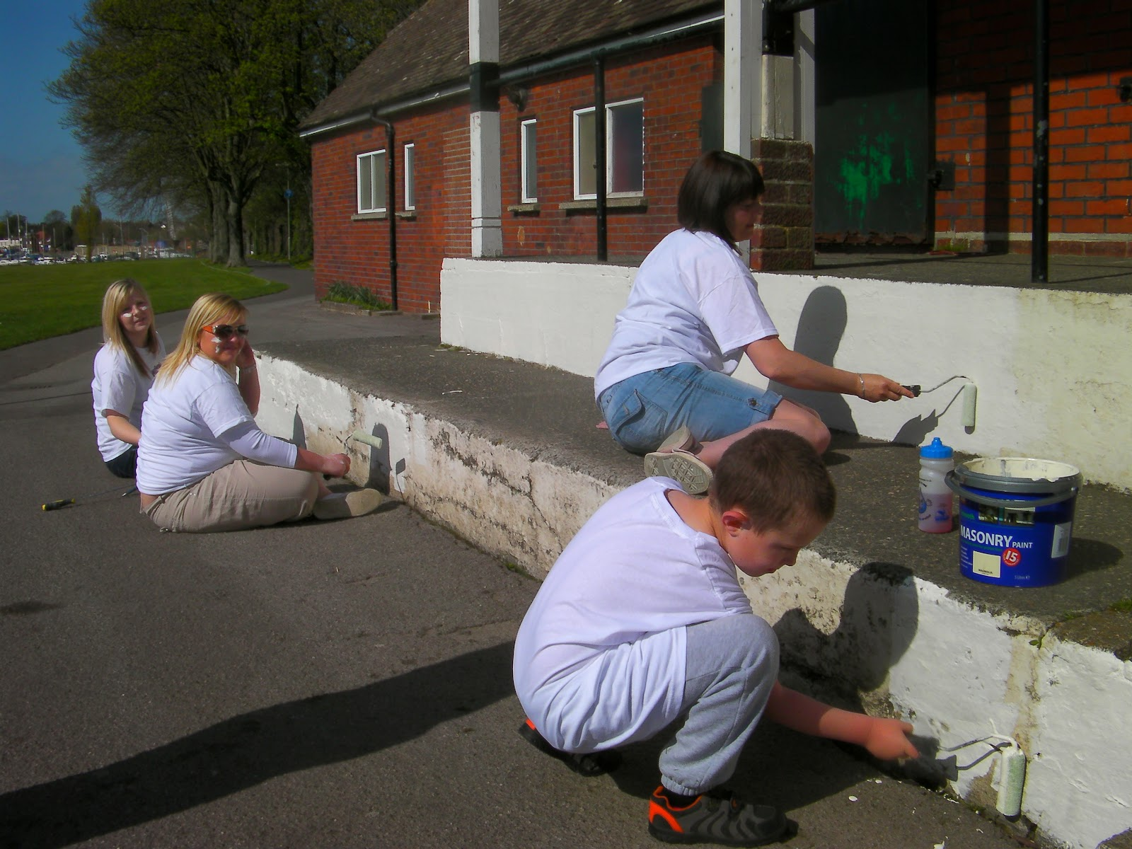 natwest sports in the community voluntary work