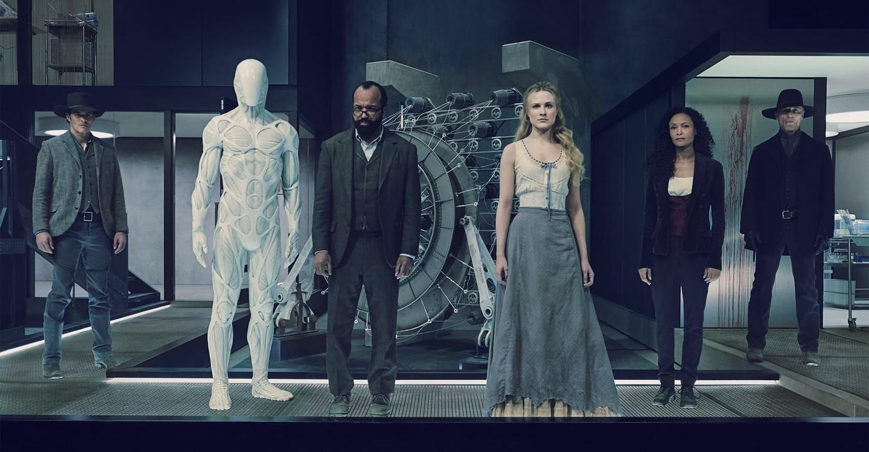 Westworld Cast Promotional Picture