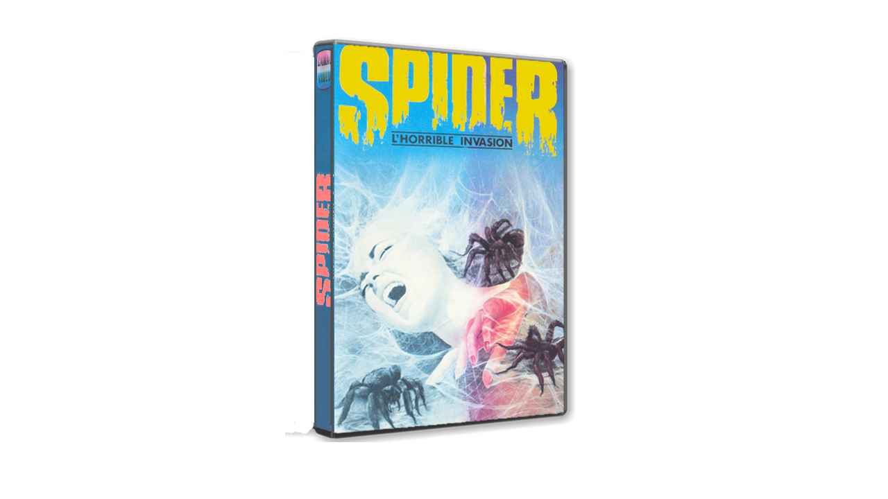 Spider, l horrible invasion 1975 2319d44602da
