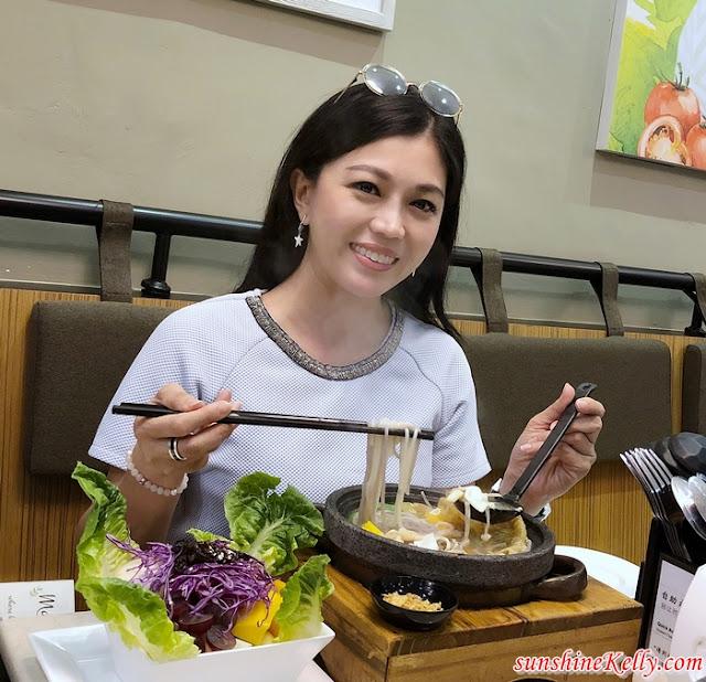 HERBALINE, HEALTHLAND & MAMA KIM 3 in 1 @ Hartamas Eat Well, Look Well and Live Well
