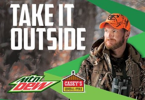 CASEY'S TAKE IT OUTSIDE SWEEPSTAKES