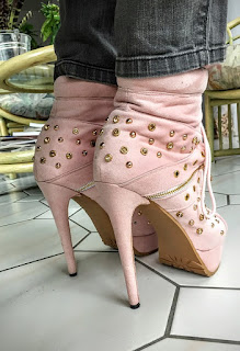 The Dangers of High Heels Shoes