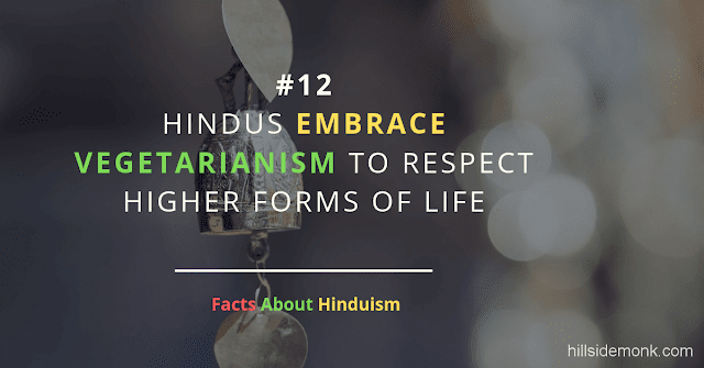 Fact About Hinduism 12 VEGETARIANISM