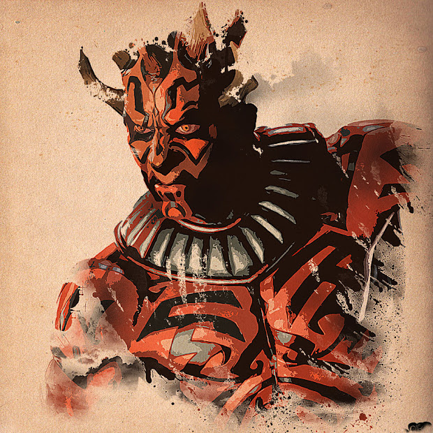 Fashion And Action Revenge Of Maul Darth Fan