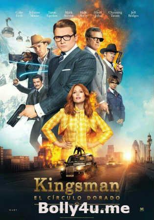 Kingsman The Golden Circle 2017 WEB-DL 1GB Hindi Dual Audio 720p ESub Watch Online Full Movie Download bolly4u