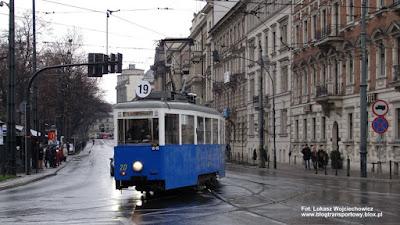 Konstal N+ND, MPK Kraków