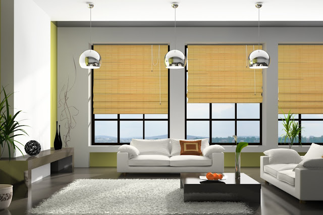Canvas Blinds