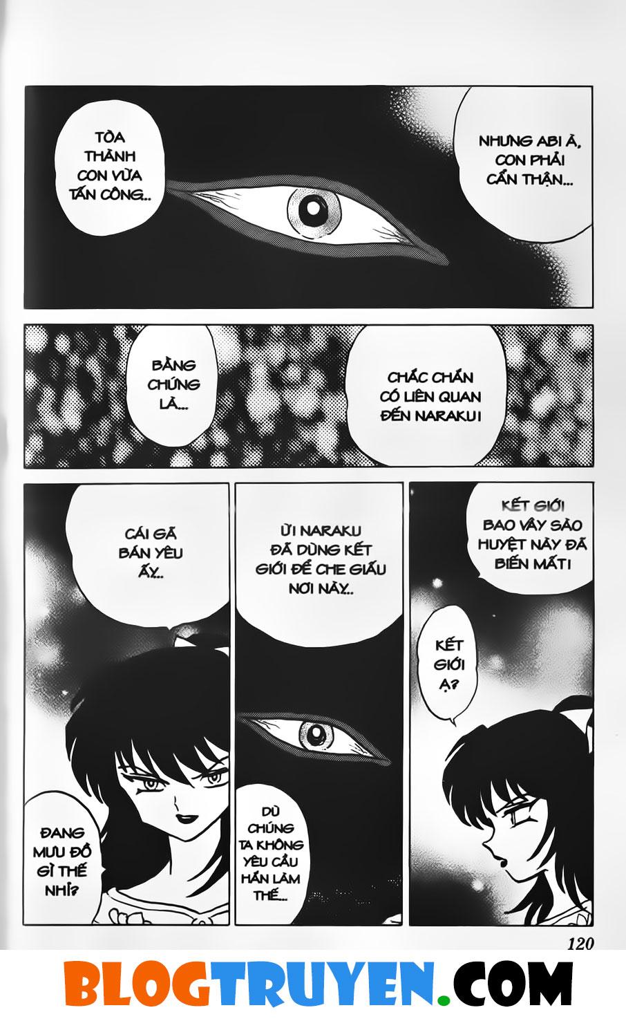 Inuyasha vol 32.7 trang 9