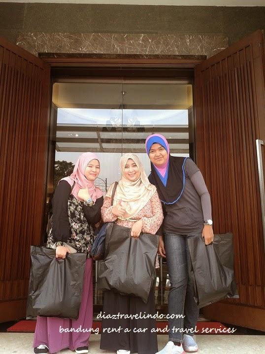 Pashmina dan hijab bandung