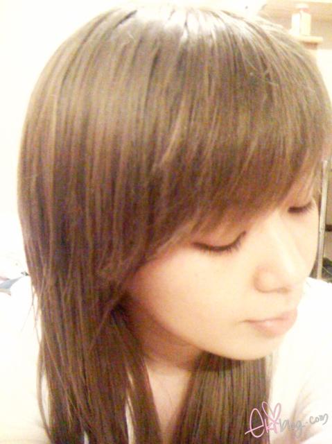 Blonde Dye On Natural Black Hair