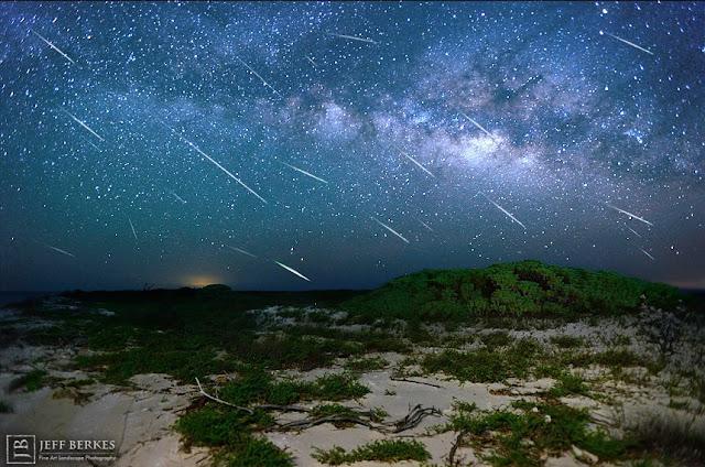 Indahnya pemandangan fenomena alam ini