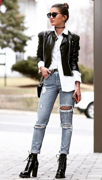 30+ Modern Street Style Ideas To Try This Fall